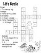 Life Cycle Crossword