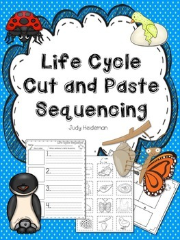 Life Cycle Cut and Paste Sequencing