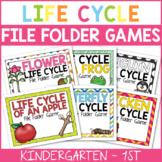 Life Cycle File Folder Games {ENDLESS BUNDLE}