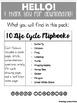 Life Cycle Flipbooks