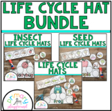 Life Cycle Hats Bundle Cut and Glue