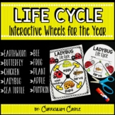 Life Cycle Interactive Wheels for the Year!