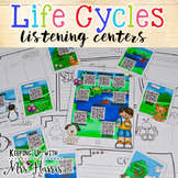 Life Cycle Listen and Learn Centers