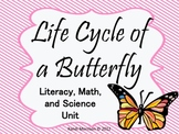 Life Cycle Of A Butterfly Unit