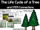 Life Cycle Of A Tree Lapbook and STEM Pack
