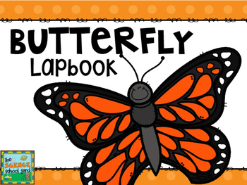 Life Cycle Of a Butterfly Lapbook