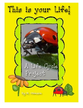 Life Cycle Project for Kinders, Firsts