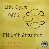 Life Cycle Science Unit Starter TN Read to Be Ready Aligned Day 2