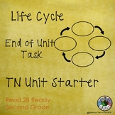 Life Cycle Science Unit Starter TN Read to Be Ready Aligned End of Unit Task