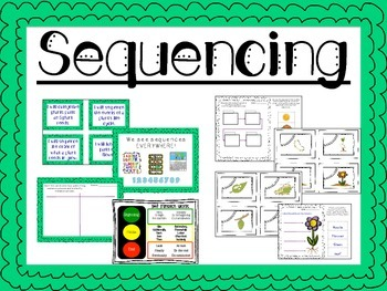 Life Cycle Sequencing Bundle