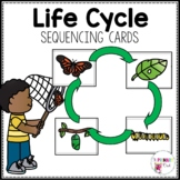 Life Cycle Sequencing Cards