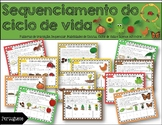 Life Cycle Sequencing Mats {Portuguese}