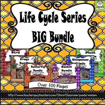 Life Cycle Series BIG Bundle
