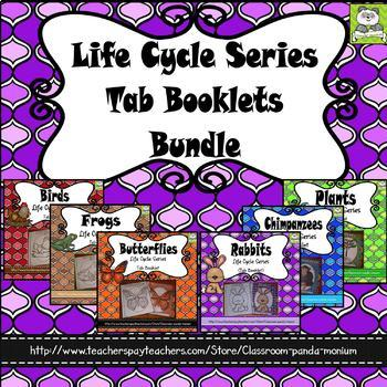 Life Cycle Series Tab Booklets