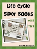 Life Cycle Sliders Books