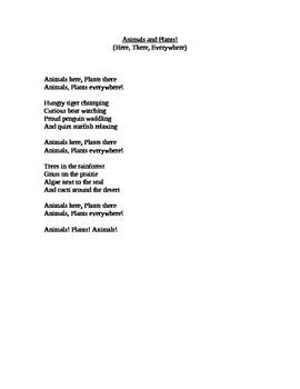 Life Cycle Songs/Chants