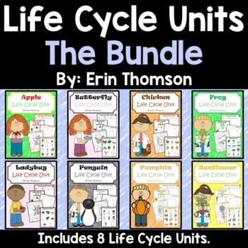 Life Cycle Units ~ The Bundle