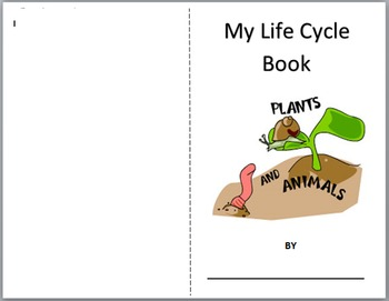 Life Cycle and Habitat Books