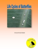 Life Cycle of Butterflies - Leveled Reader Set (3) Science Info Txt