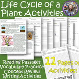Life Cycle of Plant Unit READY TO PRINT