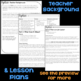 Life Cycle of Plants and Animals 5E Unit Plan for Third Grade