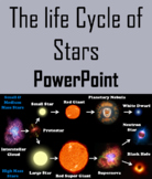 Life Cycle of Stars PowerPoint