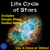 Life Cycle of Stars Red Giants Supergiants Supernovas
