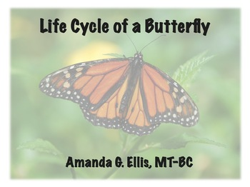 Life Cycle of a Butterfly Song