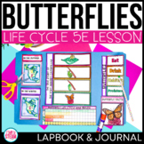 Butterfly Life Cycle Lapbook and Journal