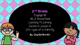 Life Cycle of a Butterfly CKLA L & L Domain 6 Lesson 8