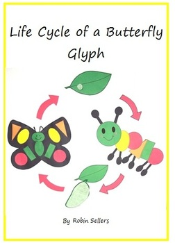 Life Cycle of a Butterfly Glyph
