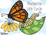 Life Cycle of a Butterfly {Observation Journal}