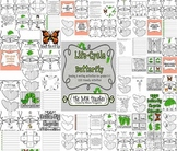 Life Cycle of a Butterfly: Reading & Writing Activities