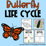 Butterfly Life Cycle (posters, printables, craft & writing)