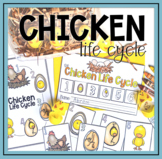 Life Cycle of a Chicken FREEBIE