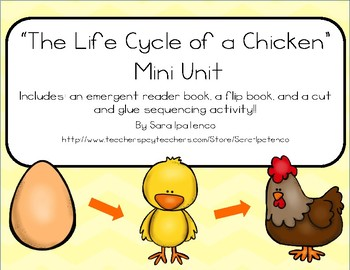Life Cycle of a Chicken Mini Unit