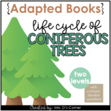 Life Cycle of a Coniferous Tree [ Level 1 and Level 2 ] |