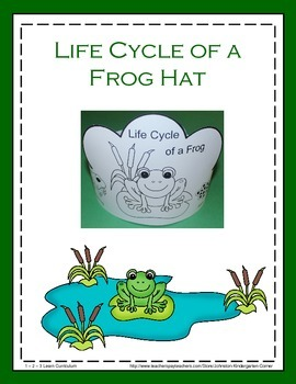 Life Cycle of a Frog Activities