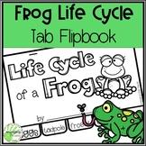Life Cycle of a Frog Tab Flipbook