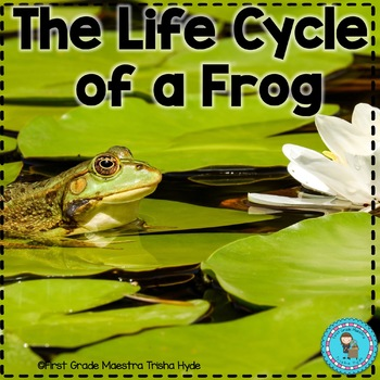 Life Cycle of a Frog includes Colored Book, mini book, sequencing, and more.
