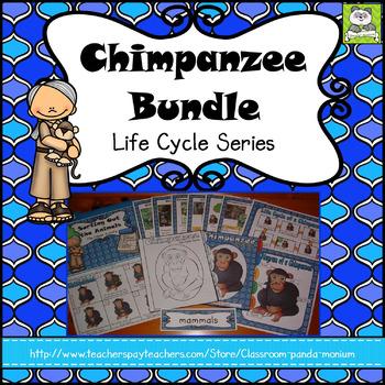 Life Cycle of a Mammal (Chimpanzee) Bundle