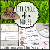 Life Cycle of a Mouse Activities and Research Companion