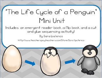 Life Cycle of a Penguin Mini Unit