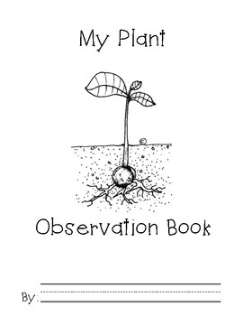 Life Cycle of a Plant Journal