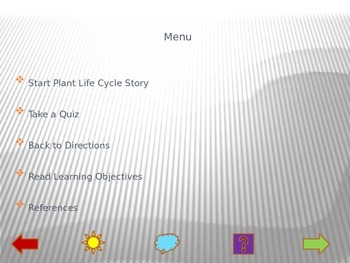 Life Cycle of a Plant Power point