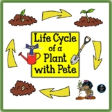 Life Cycle of a Plant with Pete the Cat - Make a Fun Book