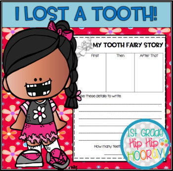 I Lost a Tooth...Freebie