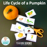 Life Cycle of a Pumpkin 3rd Grade NGSS 3-LS1-1