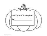 Life Cycle of a Pumpkin: A Pumpkin-Shaped Book & Pocket Ch