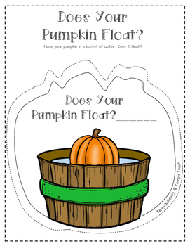 Life Cycle of a Pumpkin Book